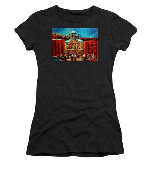Mcgill Gates Montreal Women's T-Shirt