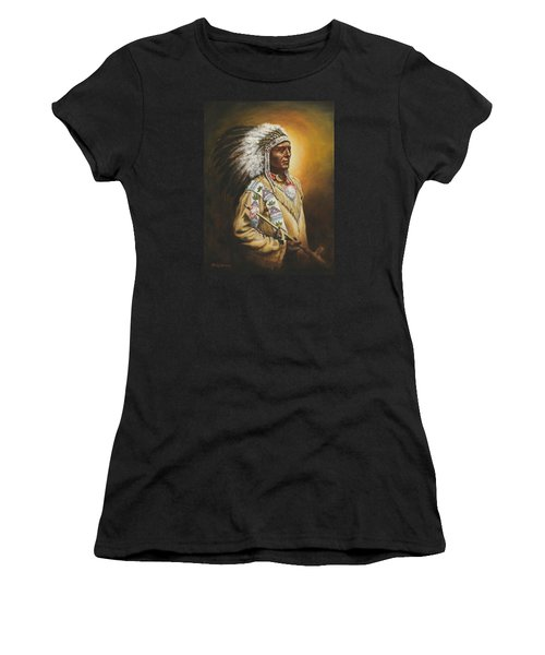 Medicine Chief Women's T-Shirt (Athletic Fit)