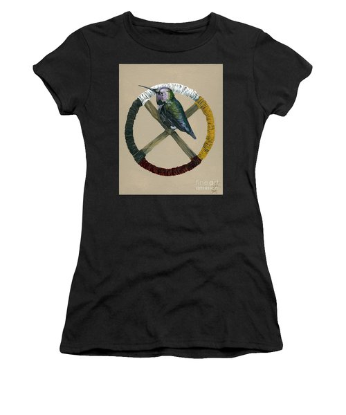 Medicine Wheel Women's T-Shirt (Athletic Fit)