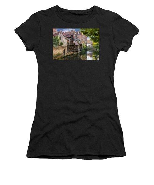 Medieval Bruges Women's T-Shirt