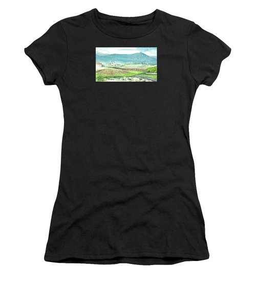 Medjugorje Fields Women's T-Shirt