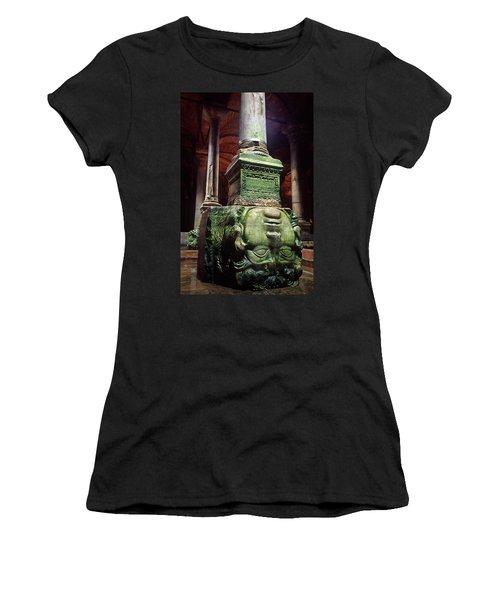 Medusa Women's T-Shirt (Athletic Fit)