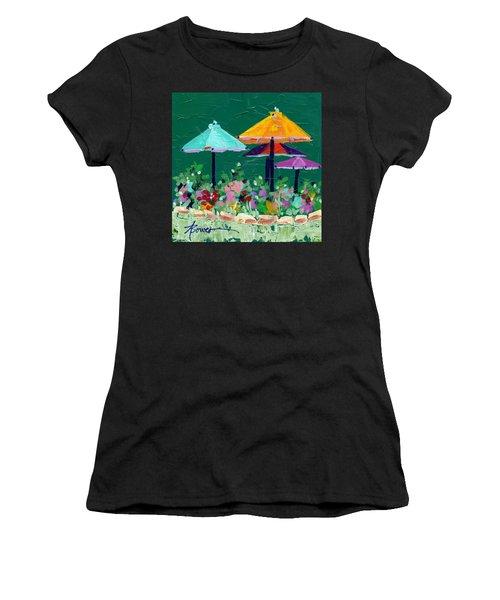 Meet Me At The Cafe Women's T-Shirt
