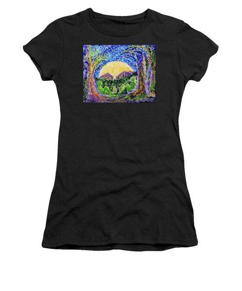 Meet Me Women's T-Shirt (Junior Cut)