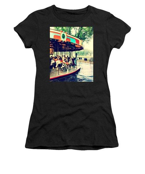 Memories Women's T-Shirt (Athletic Fit)