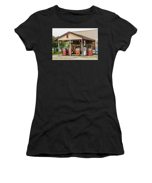 Memories Of Route 66 Women's T-Shirt