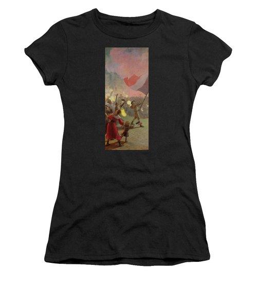 Memory Of The National Festival Women's T-Shirt