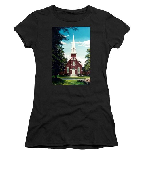 Methodist Church Women's T-Shirt
