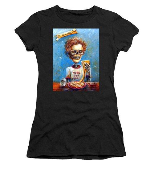 Mi Quesadilla Women's T-Shirt (Athletic Fit)