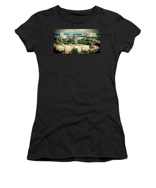 Miami Beach-0156 Women's T-Shirt