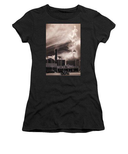Miami Beach Sky Women's T-Shirt