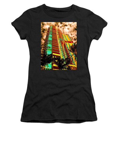 Miami South Pointe II Highrise Women's T-Shirt