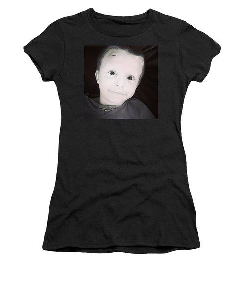 Micah Being Goofy Women's T-Shirt