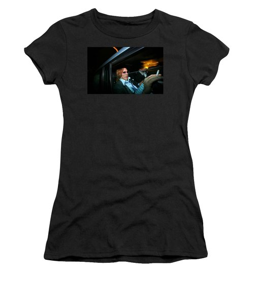 Mickey Rourke  Women's T-Shirt