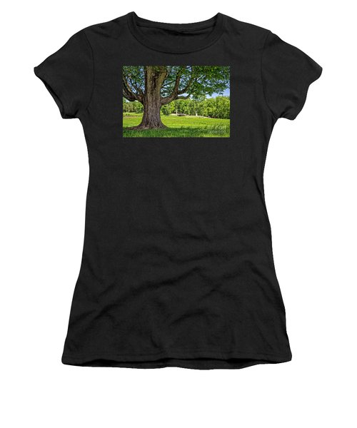 Minute Man National Historical Park  Women's T-Shirt