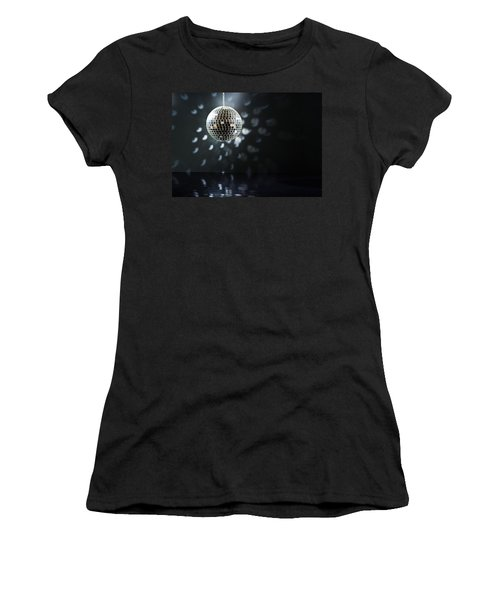 Mirrorball Women's T-Shirt (Athletic Fit)