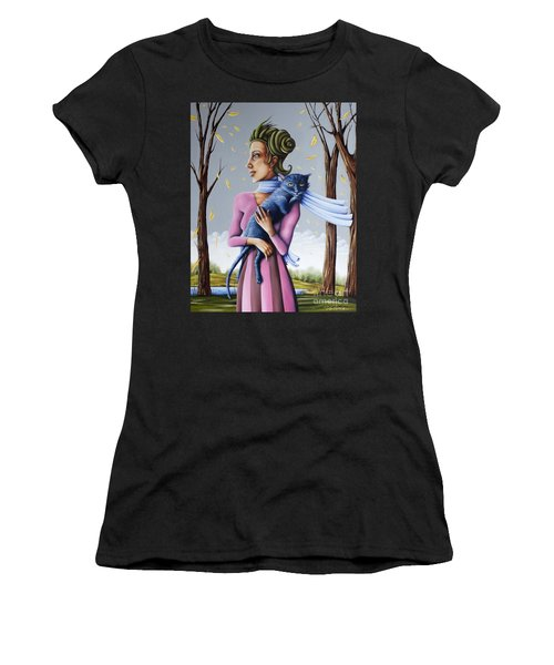 Miss Pinky's Outing Women's T-Shirt