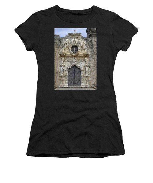 Mission San Jose Doorway Women's T-Shirt