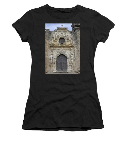 Mission San Jose Doorway Women's T-Shirt