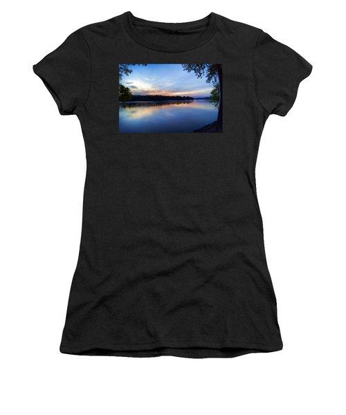 Missouri River Blues Women's T-Shirt