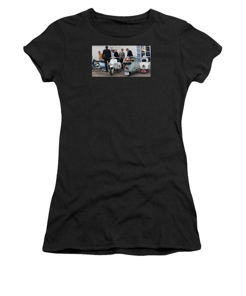 Mod Meeting Women's T-Shirt (Athletic Fit)
