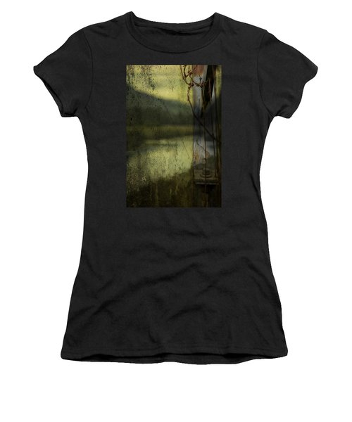Women's T-Shirt featuring the photograph Modern Landscape by Belinda Greb