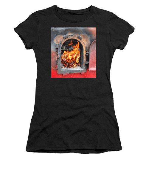 Money 2 Burn Women's T-Shirt