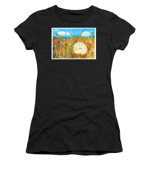 Montana Hike Women's T-Shirt (Athletic Fit)