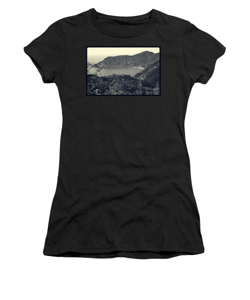 Monterosso Al Mare From Above Women's T-Shirt