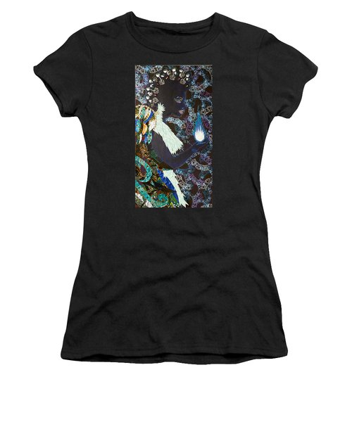 Moon Guardian - The Keeper Of The Universe Women's T-Shirt