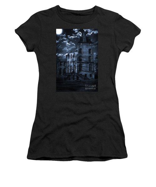 Moonlit Fonthill Women's T-Shirt