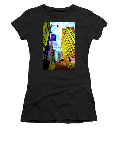 More Memphis On Monroe Women's T-Shirt