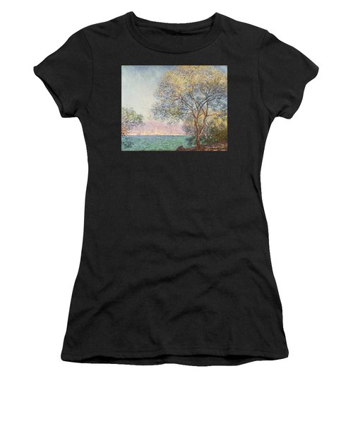 Morning At Antibes Women's T-Shirt
