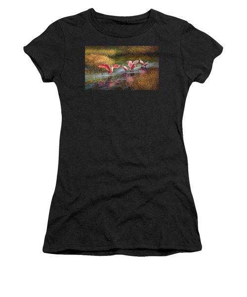 Morning Dance Women's T-Shirt