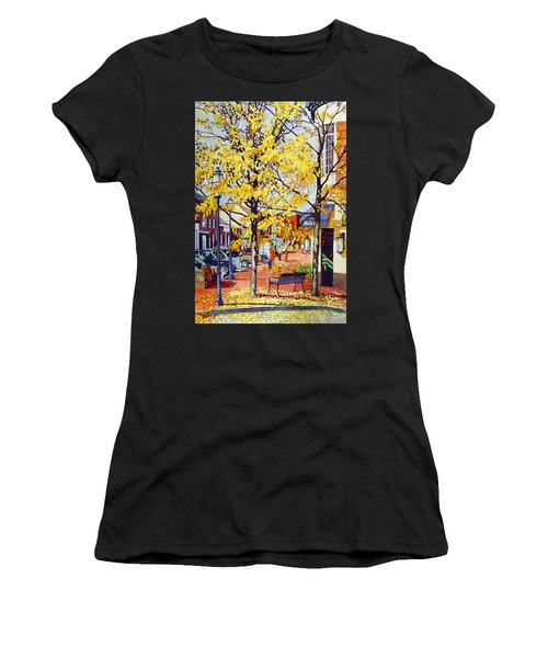 Morning Delivery Women's T-Shirt