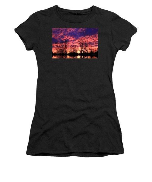 Morning Reflection Women's T-Shirt