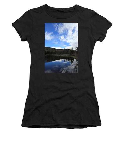 Morning Reflections Women's T-Shirt (Athletic Fit)