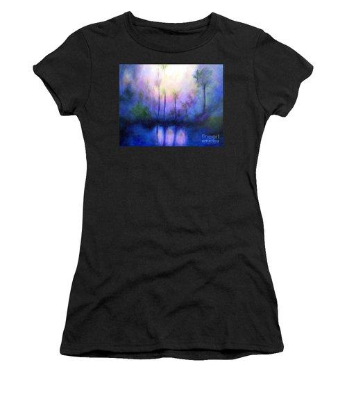 Morning Symphony Women's T-Shirt (Athletic Fit)