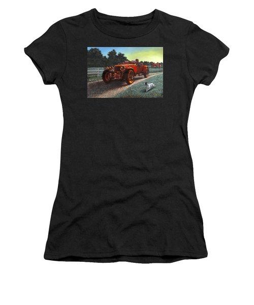 Motor Car Women's T-Shirt
