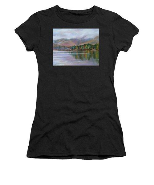 Mount Chocorua And Chocorua Lake New Hampshire Women's T-Shirt