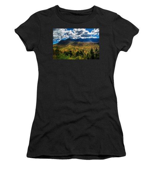 Mount Osceola 1 Women's T-Shirt (Athletic Fit)