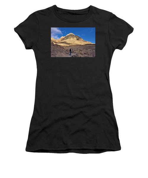 Mount Sinai Women's T-Shirt (Athletic Fit)