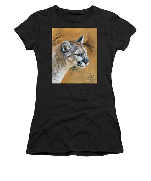 Mountain Lion Women's T-Shirt
