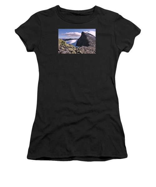 Mountain Summit Ridge Women's T-Shirt