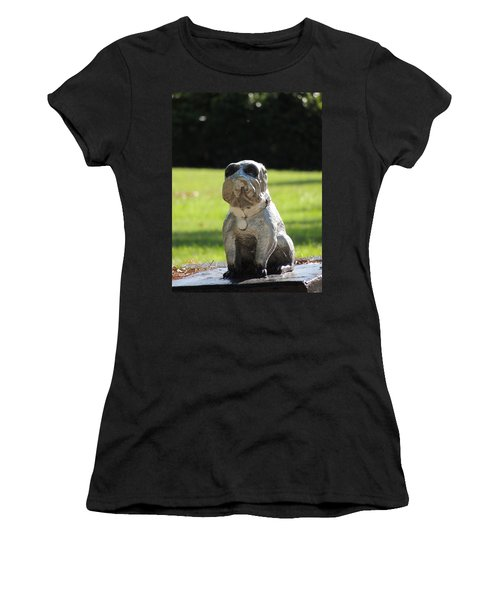 Women's T-Shirt (Junior Cut) featuring the photograph Mr Cool by Aaron Martens