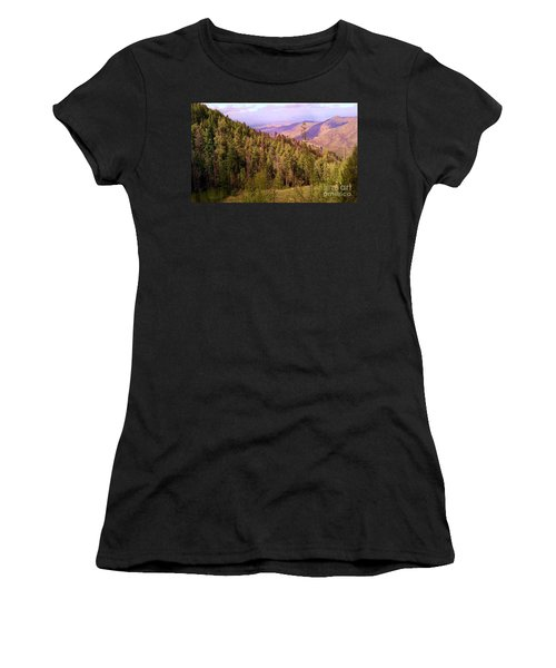 Mt. Lemmon Vista Women's T-Shirt (Athletic Fit)
