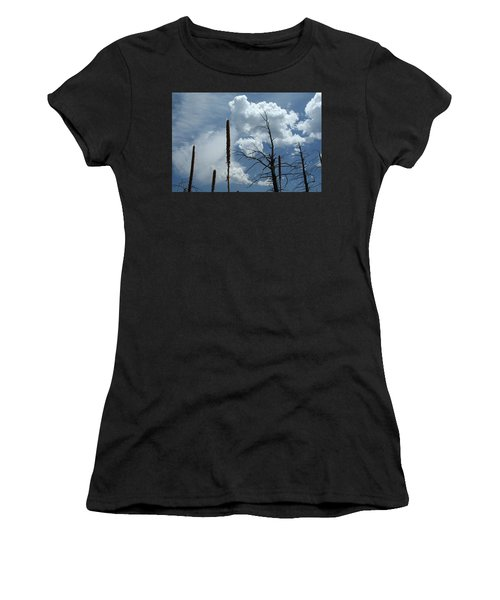 Mulling It Over Women's T-Shirt (Athletic Fit)