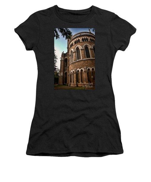 Mumbai University Women's T-Shirt (Athletic Fit)