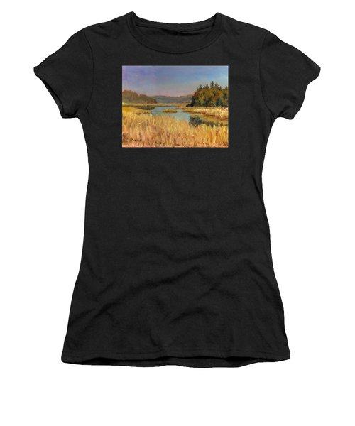 Murvale Creek Women's T-Shirt (Athletic Fit)