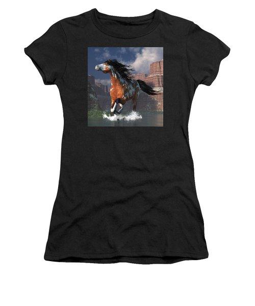 Mustang Canyon Women's T-Shirt